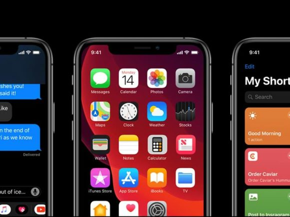 free collection of iOS 13 screens and components
