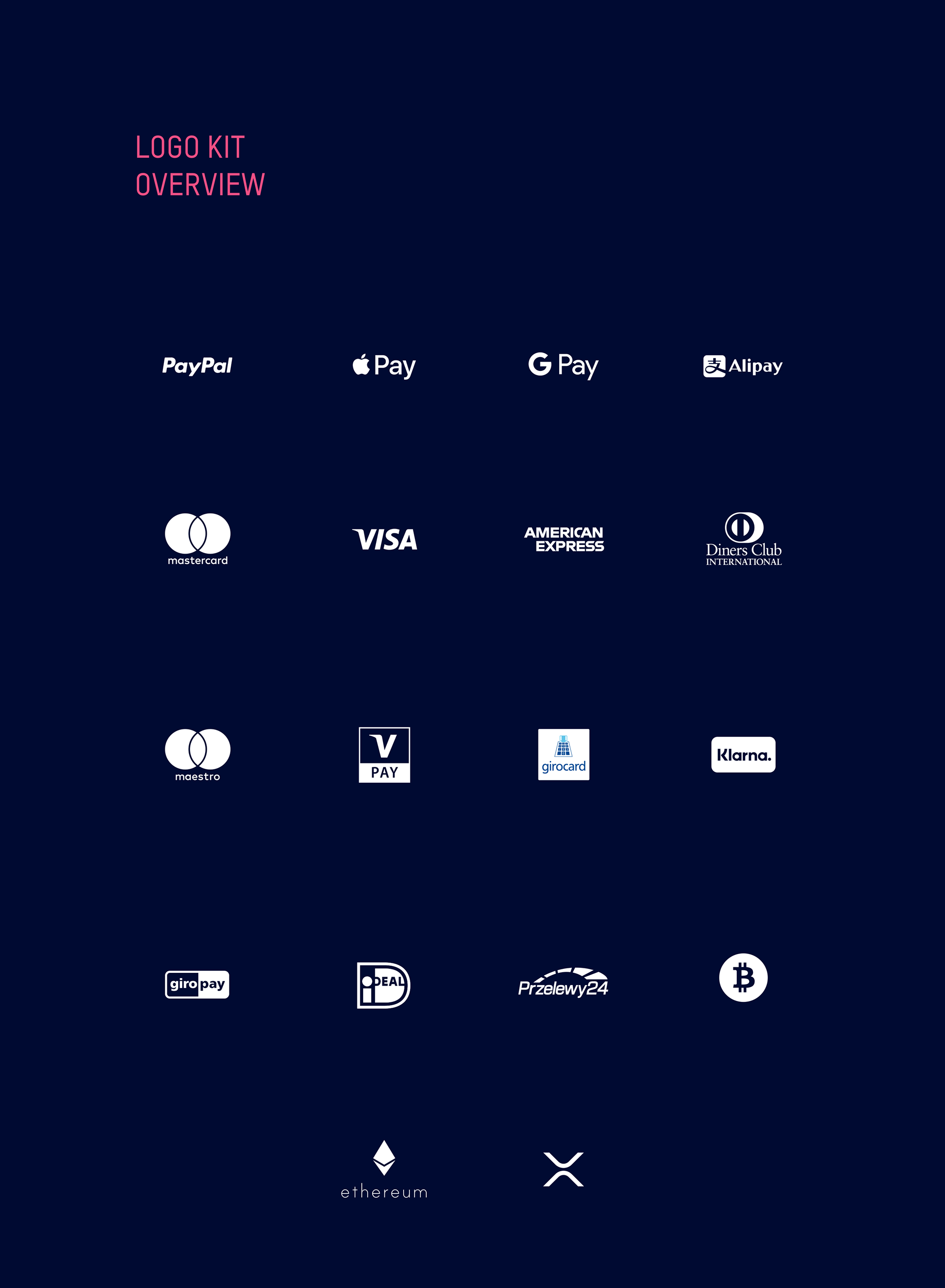 Free payment and credit card vector icons