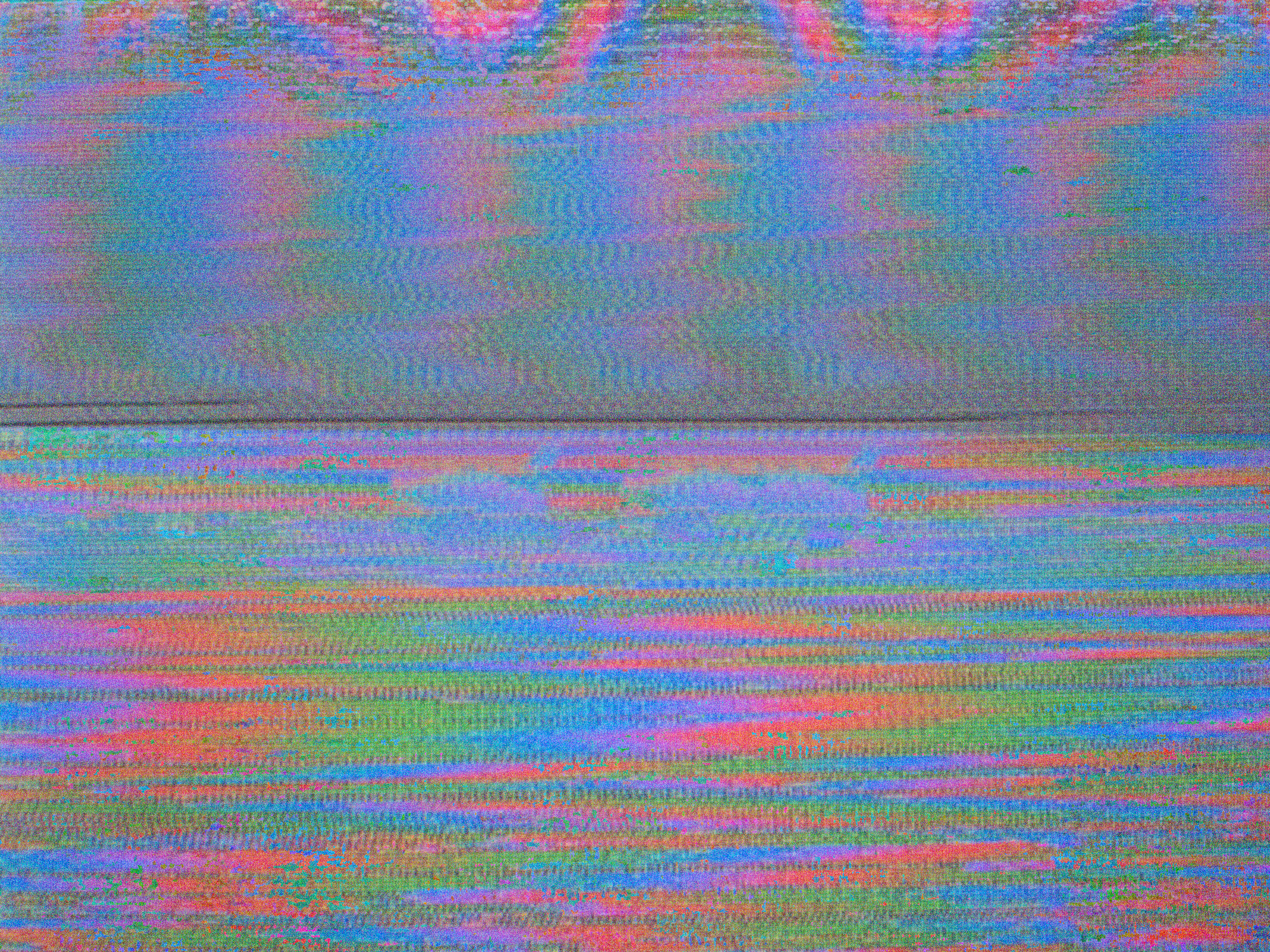 VHS noise free textures