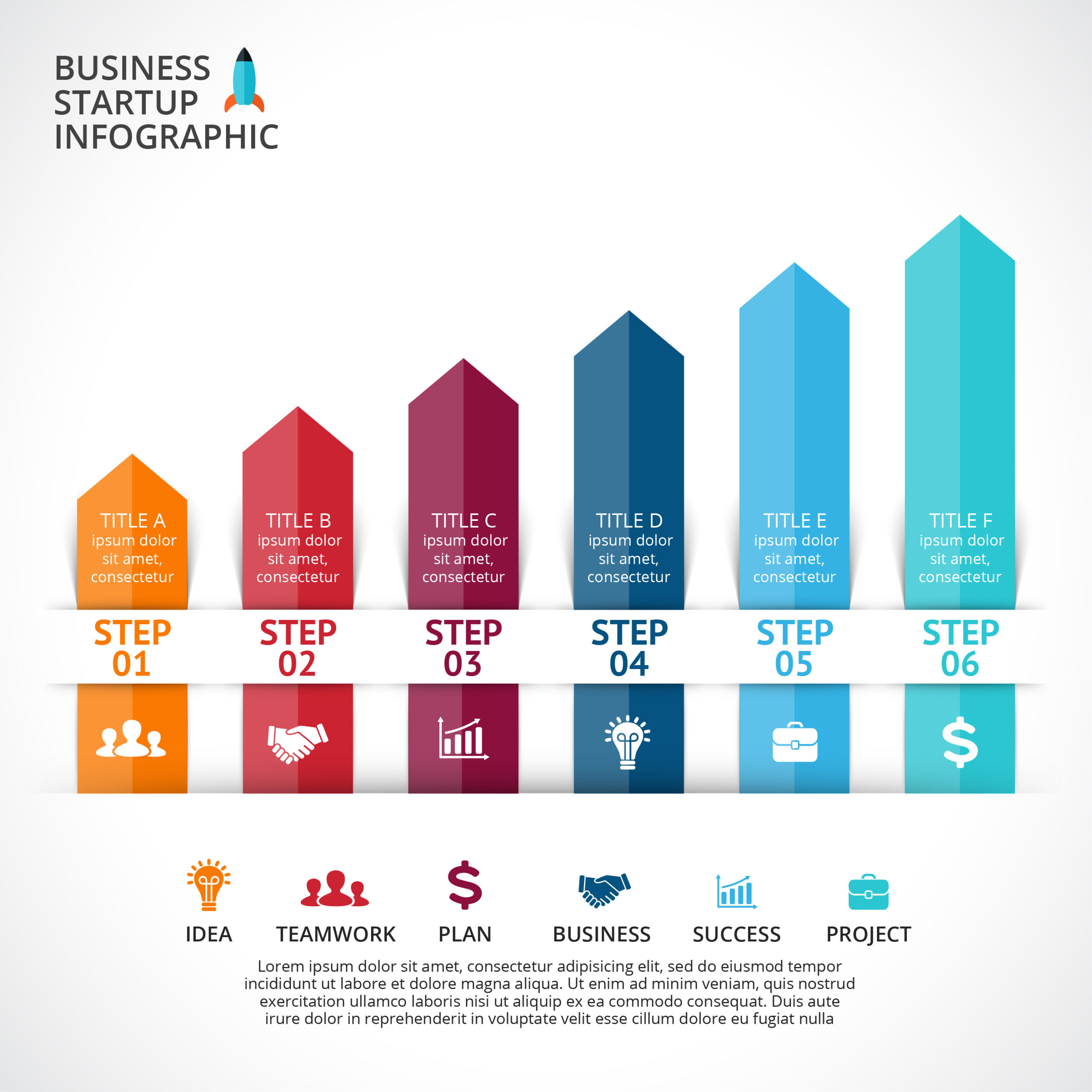 Free Infographics for your projects