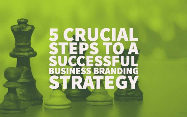 Business Branding Strategy