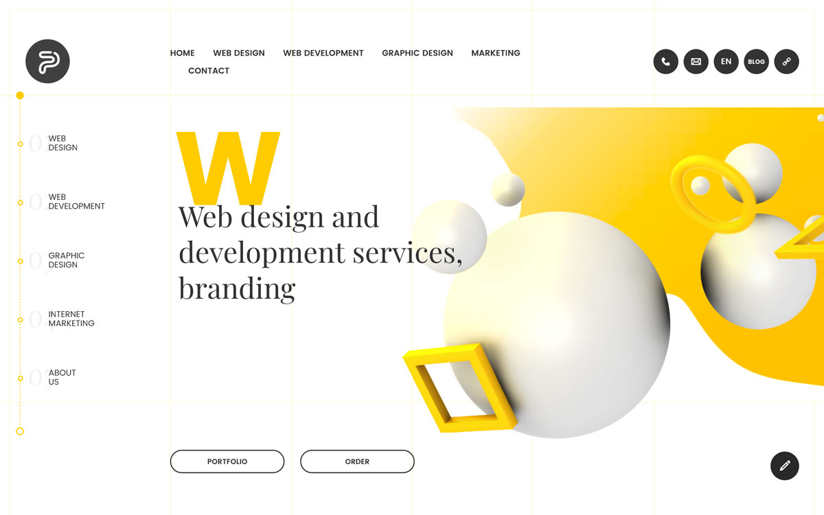 web design and Trends for 2019