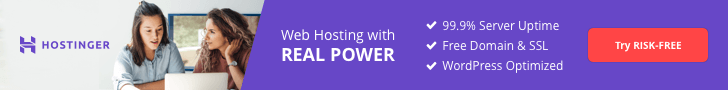 hostinger best hosting solution