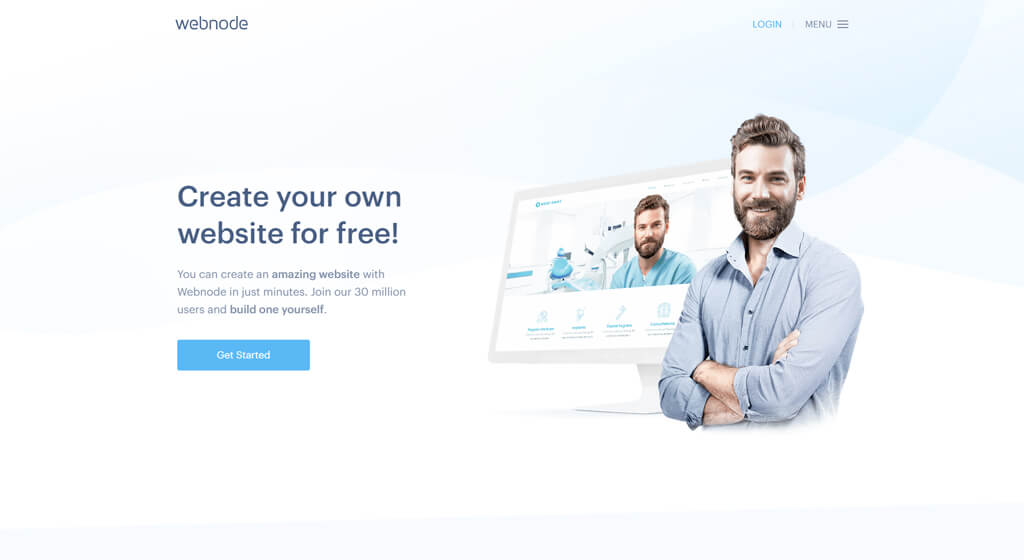 webnode Best Free Website Builder Best for a quick and easy setup