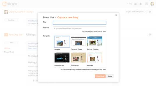 Blogger is one of the longest running free blogging platforms on the web