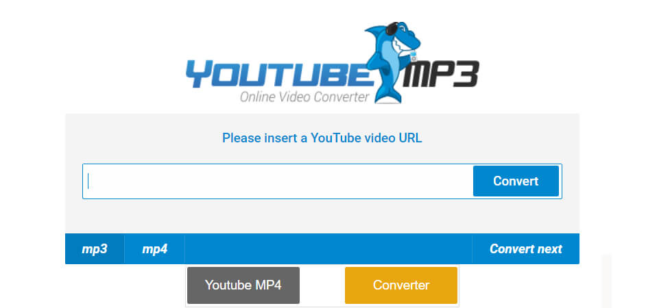 YOUTUBETOMP3 Youtube to mp3 converter