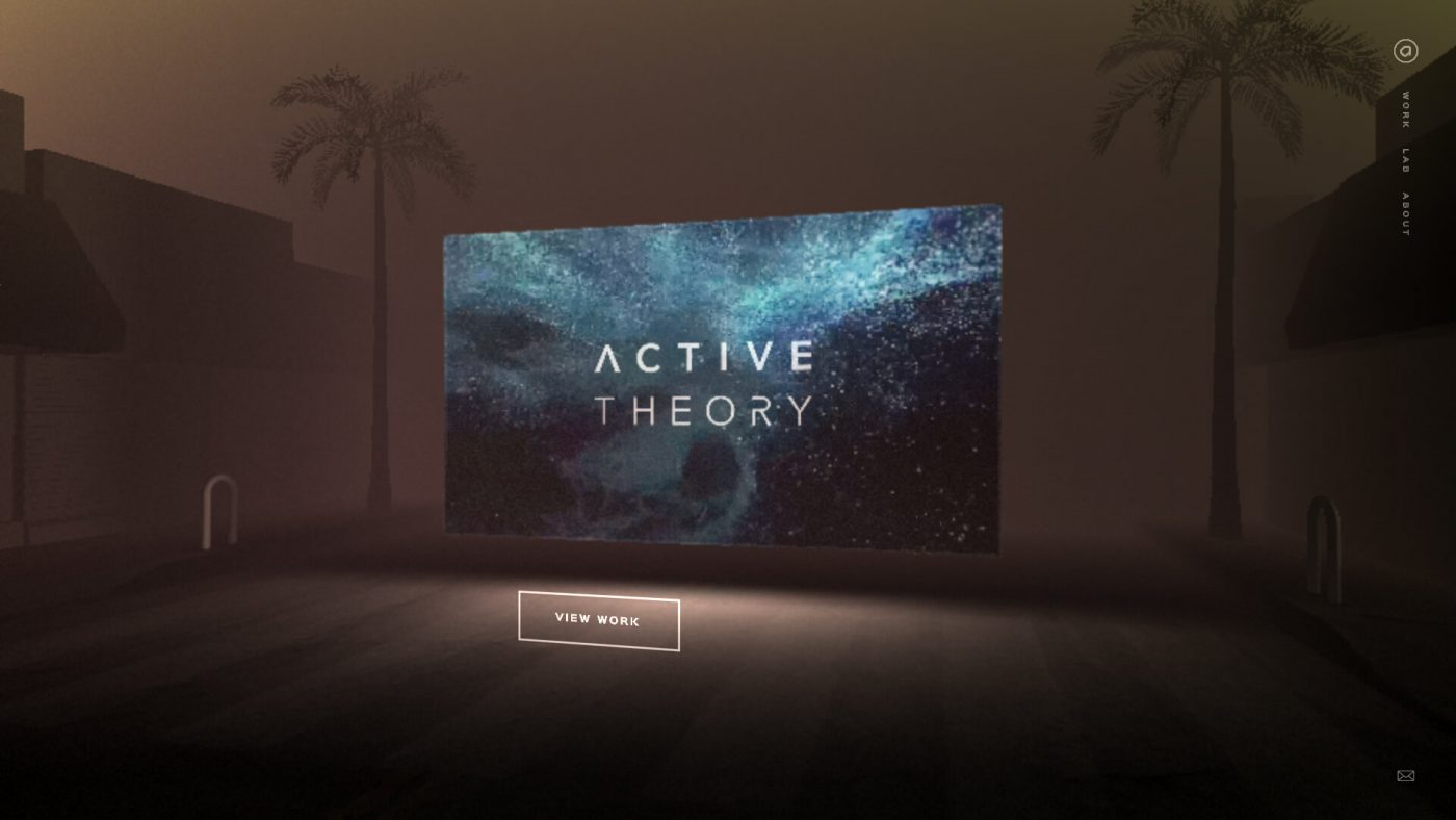 Introducing Active Theory v5 From Venice Beach to the Canals of Amsterdam explore our portfolio