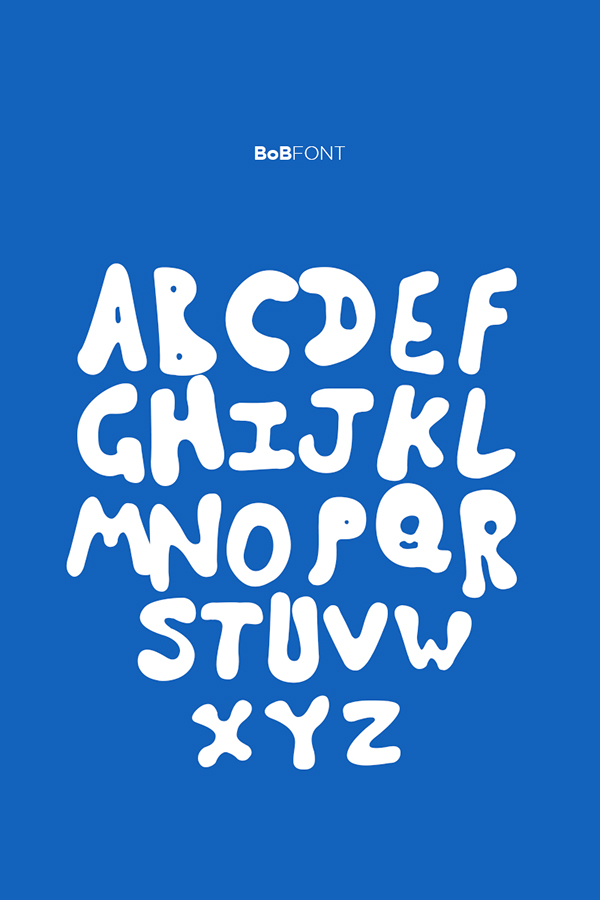 Bob free font for commercial use