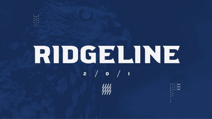 Ridgeline 201 free display typeface