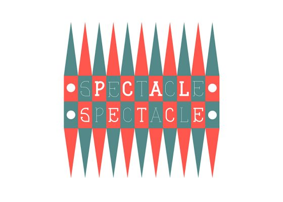 Spectacle free display font