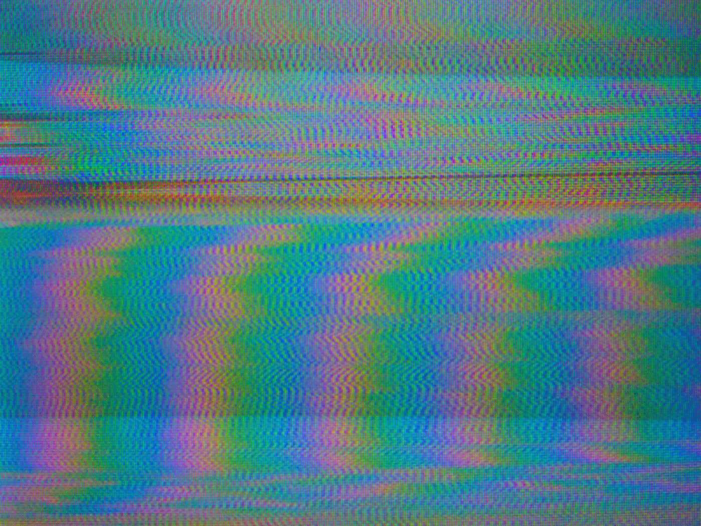 FREE VHS noise patterns