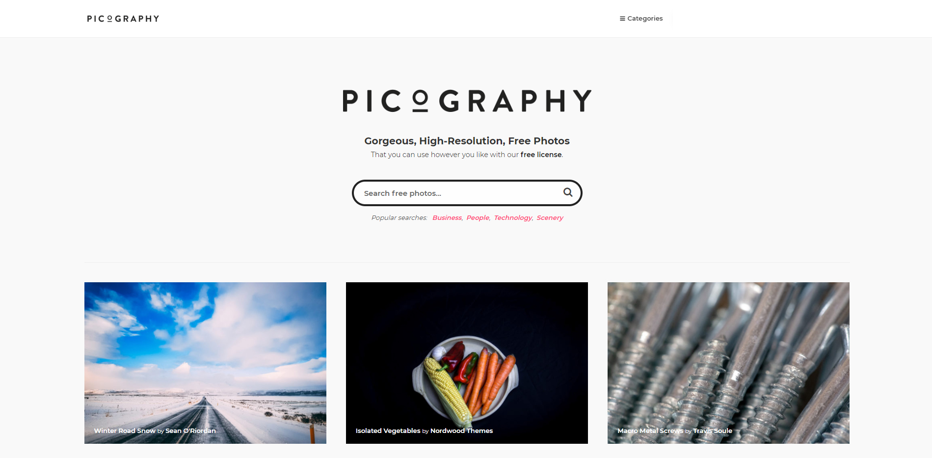 Picography free stock photo