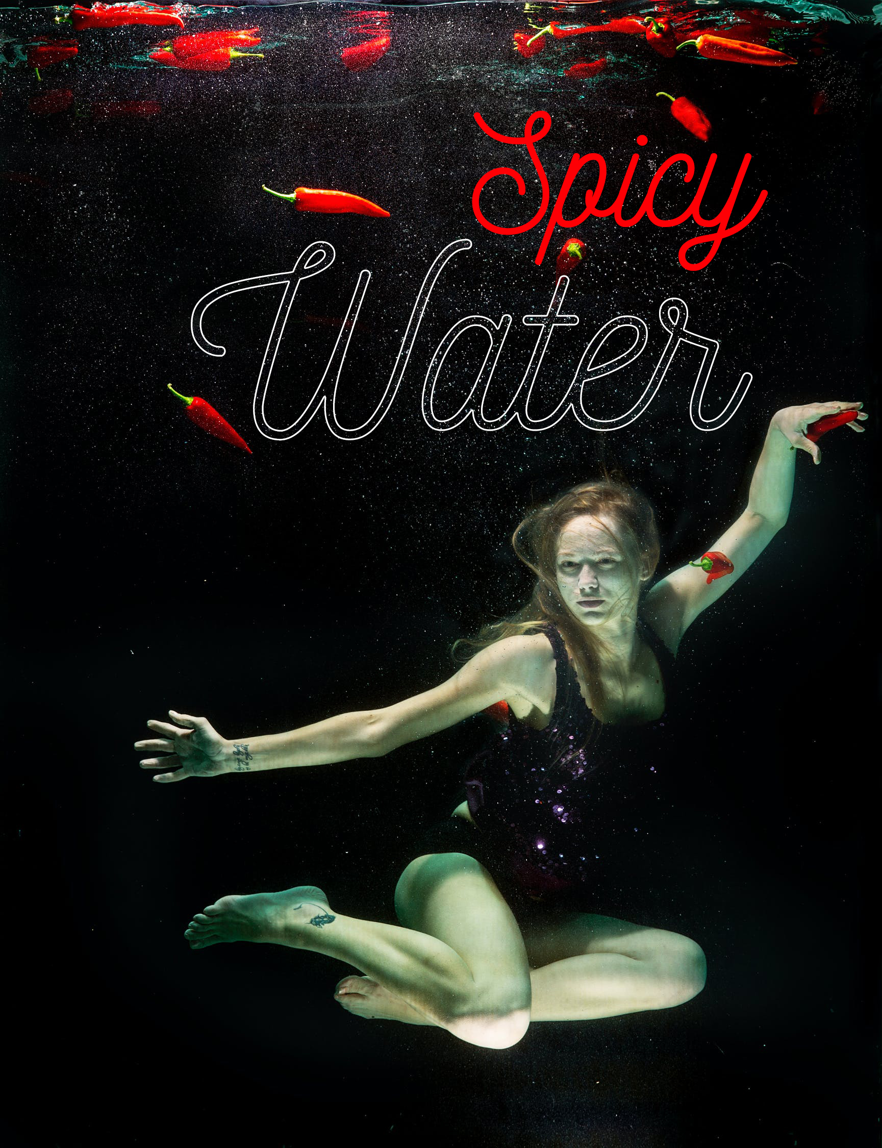 spicy water